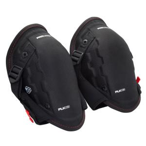 PROLOCK Professional Black Foam Abrasion Resistant Safety Knee Pads by PROLOCK
