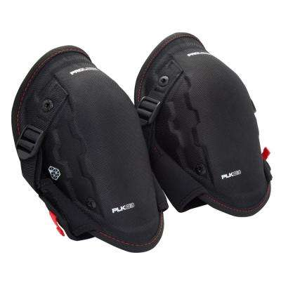 Professional Black Foam Abrasion Resistant Safety Knee Pads