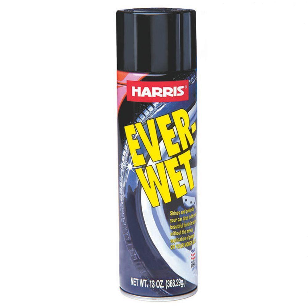 Harris 13 oz. Tire Shine Ever Wet Spray
