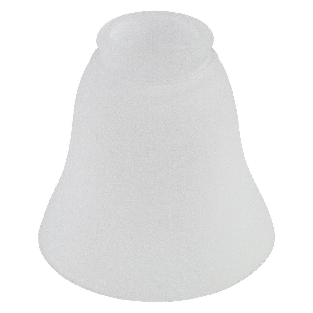 Replacement Etched White Glass Shade For Hollandale 52 In