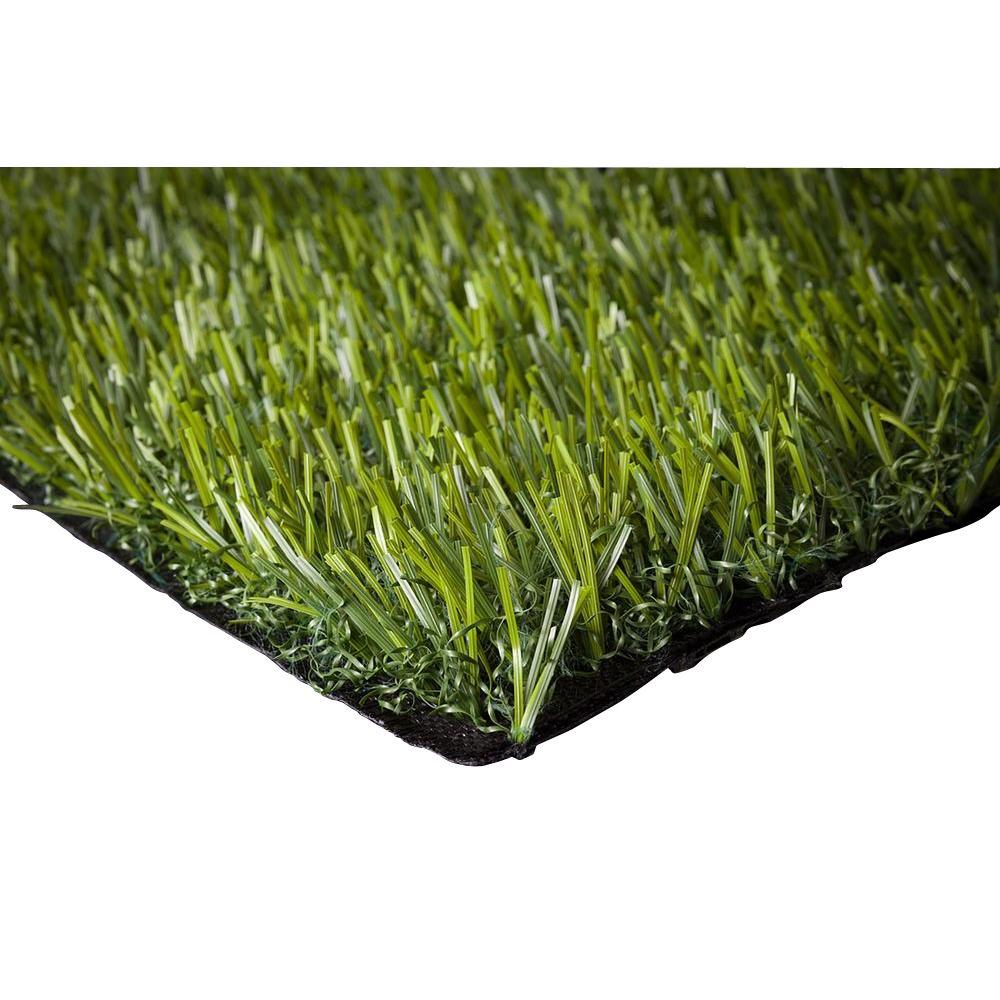 Interactive Classic 3.75 ft. x 9 ft. Artificial Grass Syn...