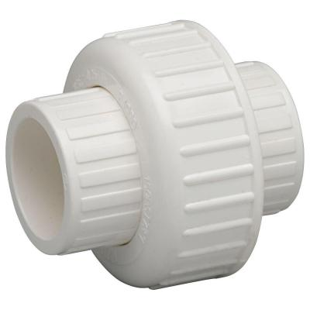3/4 in. PVC Slip Joint x Slip Joint Union