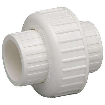 3/4 in. PVC Slip x Slip Union