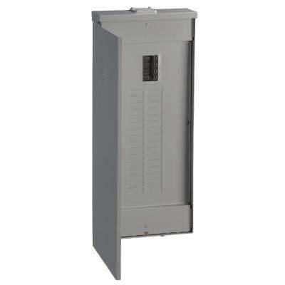 PowerMark Gold 150 Amp 32-Space 32-Circuit Outdoor Main Breaker Circuit Breaker Panel