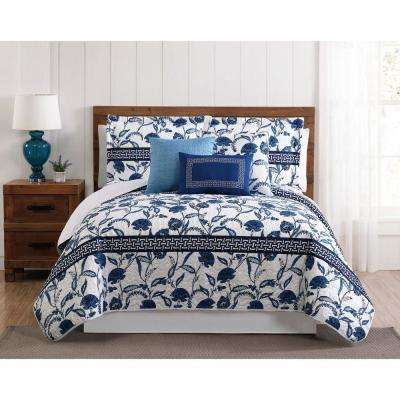 Danica 6 Piece Queen Quilt Set