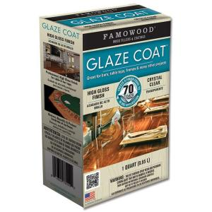 Awesome Glaze Coat Clear Epoxy Kit (4 Pack)