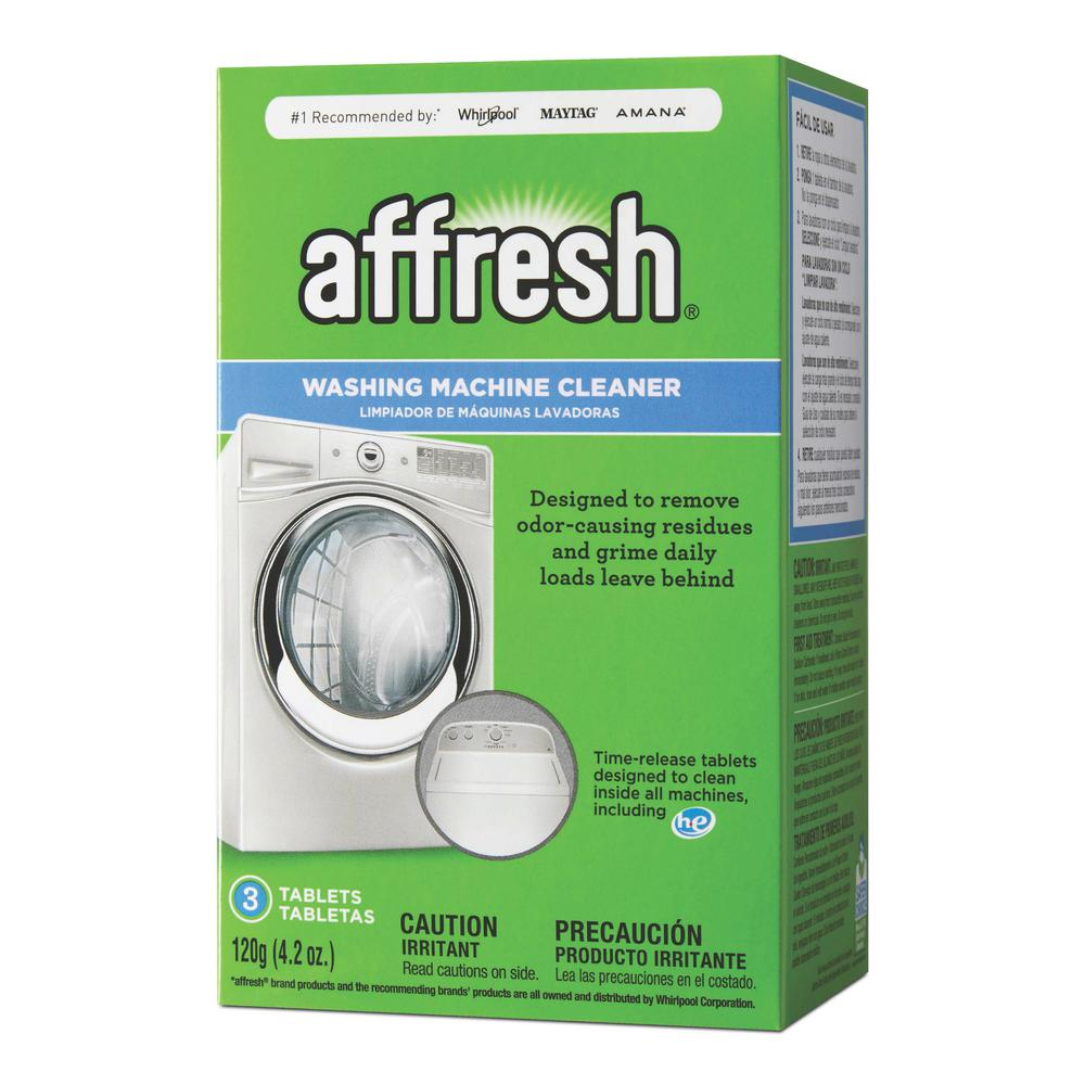 Affresh 3-Count Washer Cleaner