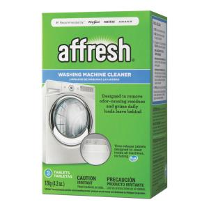 Deals on 3-Count Affresh W10549845 Washer Cleaner