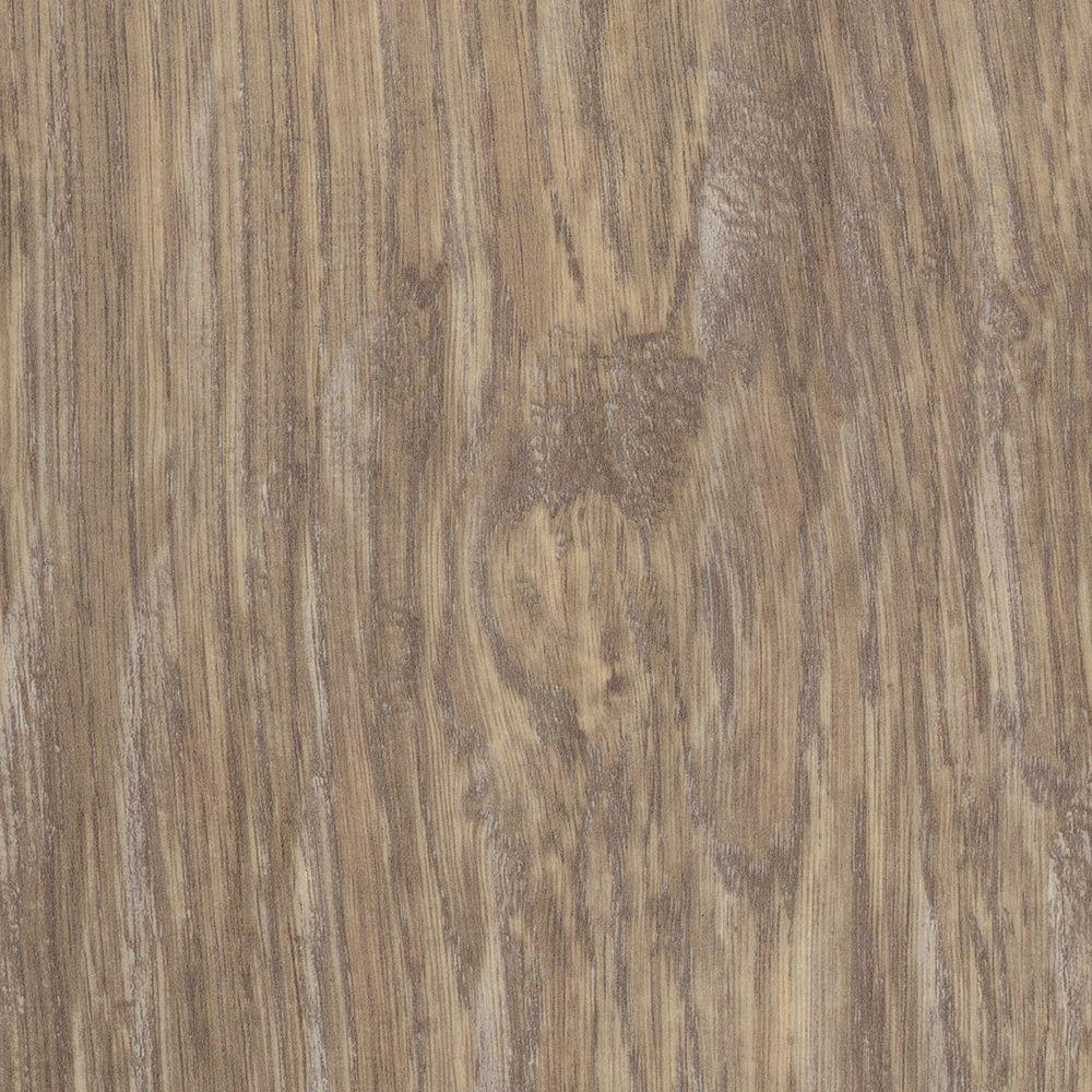 Home Legend Hand Scraped Oak La Porte 12 Mm Thick X 6.14 In. Wide X 50.55 In. Length Laminate Flooring (17.25 Sq. Ft. / Case), Light