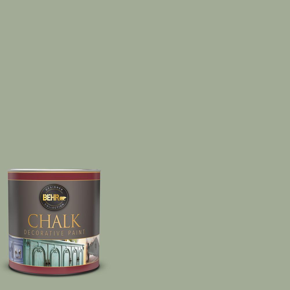 BEHR 1 qt. #BCP23 Grecian Garland Interior Chalk Decorative Paint