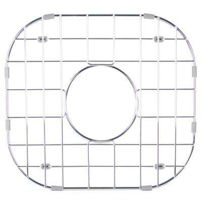 Stainless Steel Sink Grid - Fits Single Bowl Sink 16x18