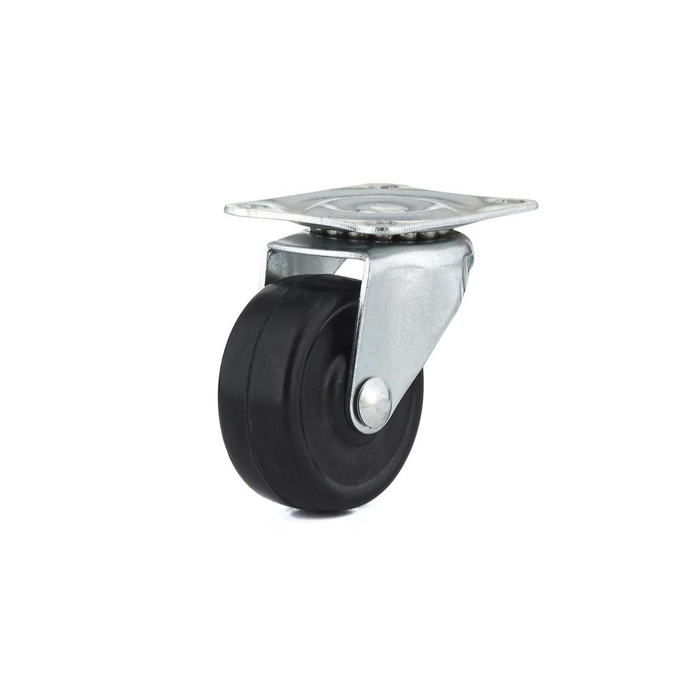 Richelieu Hardware 1-9/16 in. x 20 kg/44 lbs. General-Duty Swivel Caster
