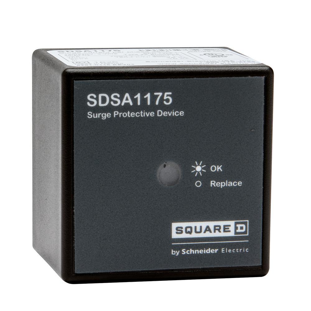 Square D 36 kA Single Phase Panel Mounted Type 1 Surge Protective Device