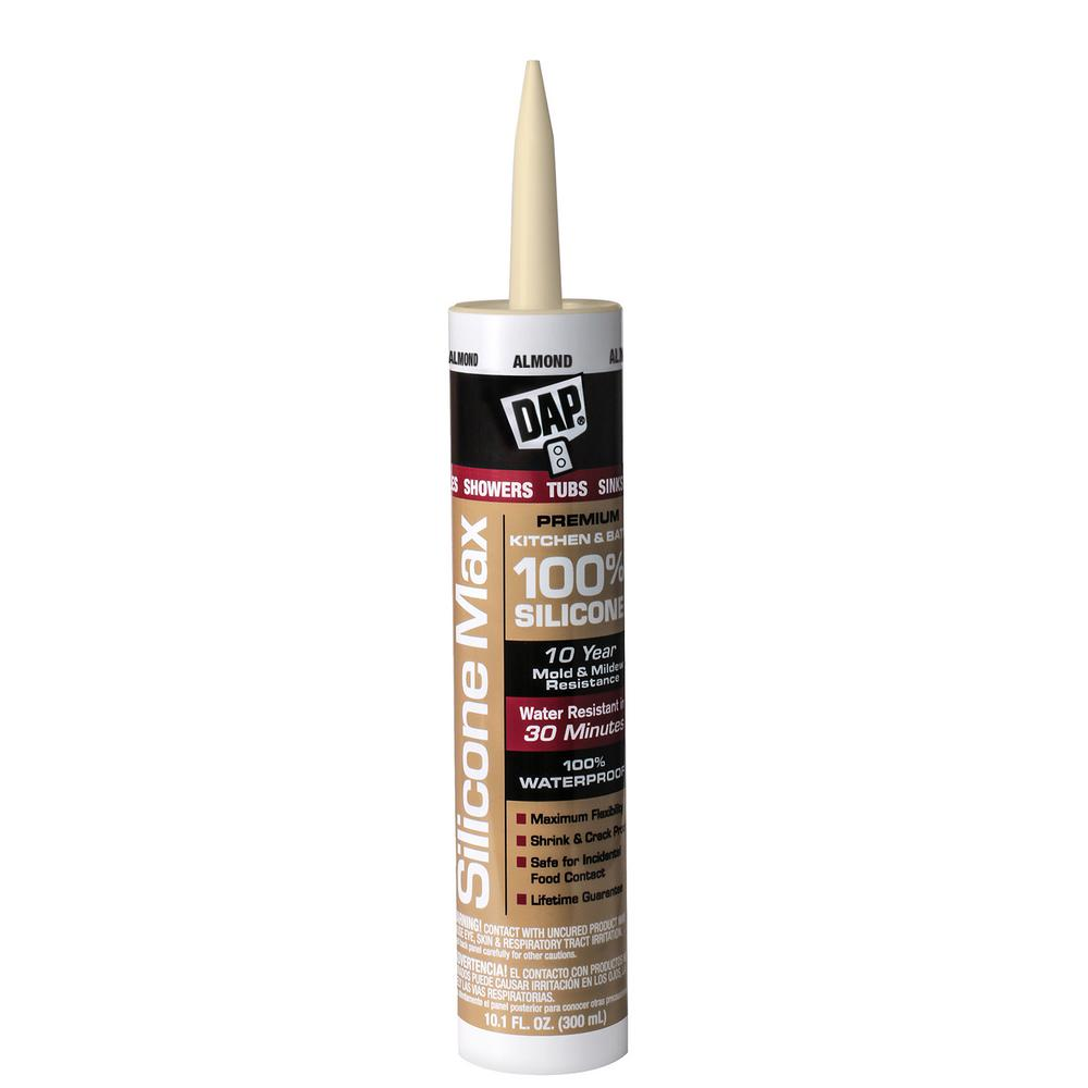 This Review Is From Silicone Max 10 1 Oz Almond 100 Premium Kitchen And Bath Sealant