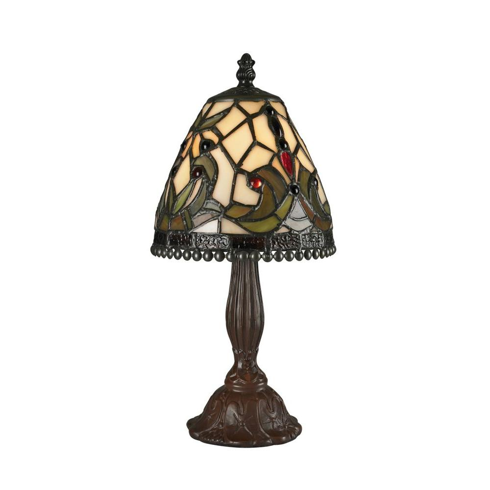 Filament Design Viva 12 in. Chestnut Bronze Table Lamp