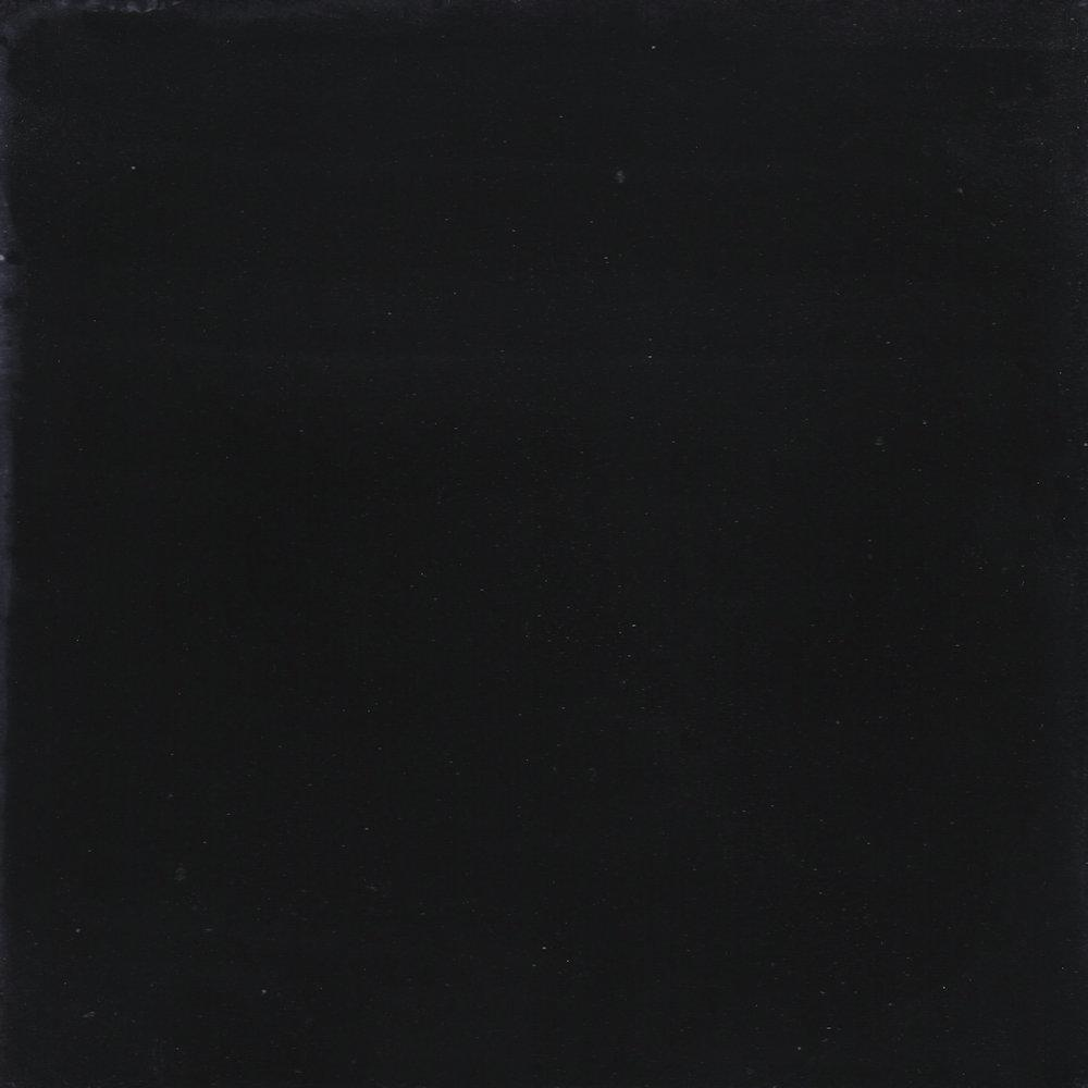 Villa Lagoon Tile Solid Black 8 in. x 8 in. Cement Handmade Floor and Wall Tile (Box of 16/ 6.96 sq. ft.)