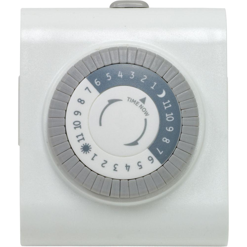 Honeywell 7-Day Programmable Timer Switch for Lights and Motors ...