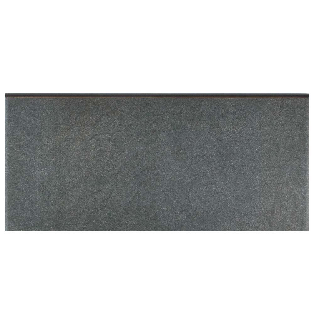 Black tile trim tile the home depot twenties dailygadgetfo Images