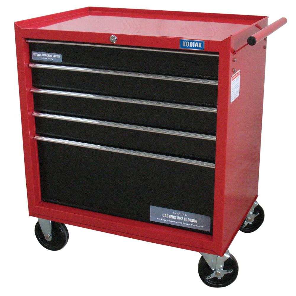 5 Drawer Roller Cabinet Tool Chest