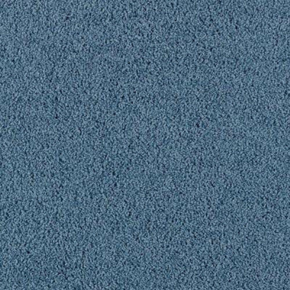Carpet Sample - Ballet Ribbon - Color Breezy Blue Texture 8