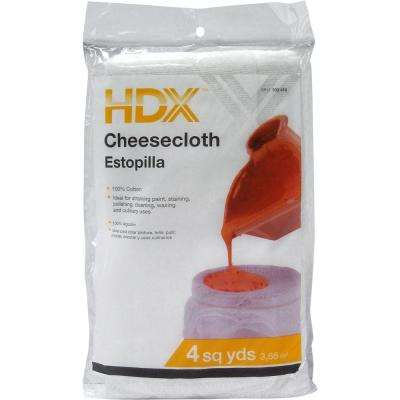 4 sq. yds. Cotton Cheesecloth