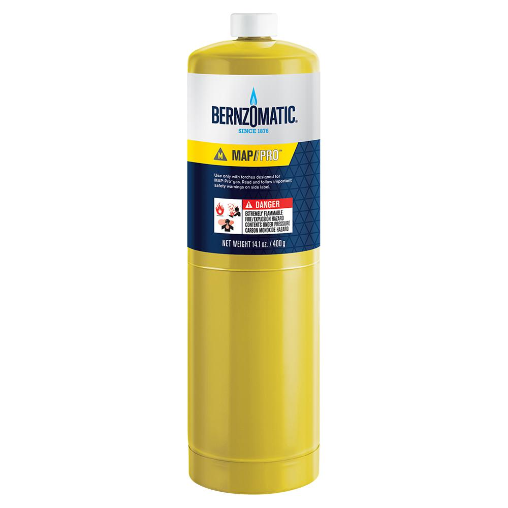 Bernzomatic 14 1 oz  Map-Pro Cylinder
