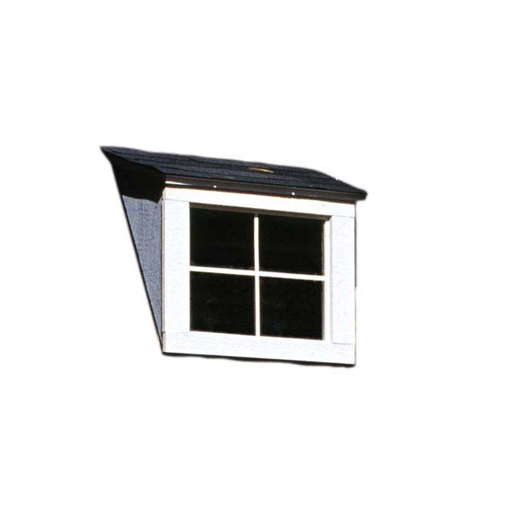 Handy Home Products Dormer Kit with Window, Multi