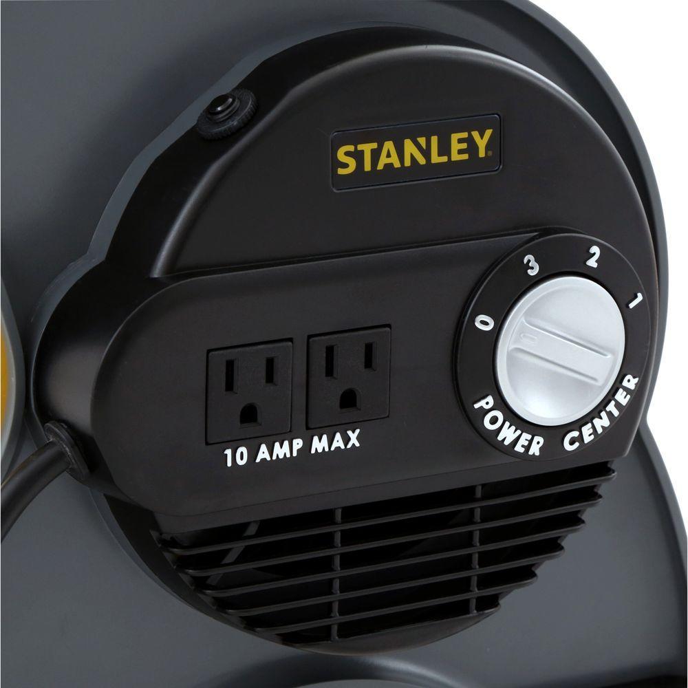 Stanley 655704 High Velocity Blower Fan Yellow Top Seller Ebay