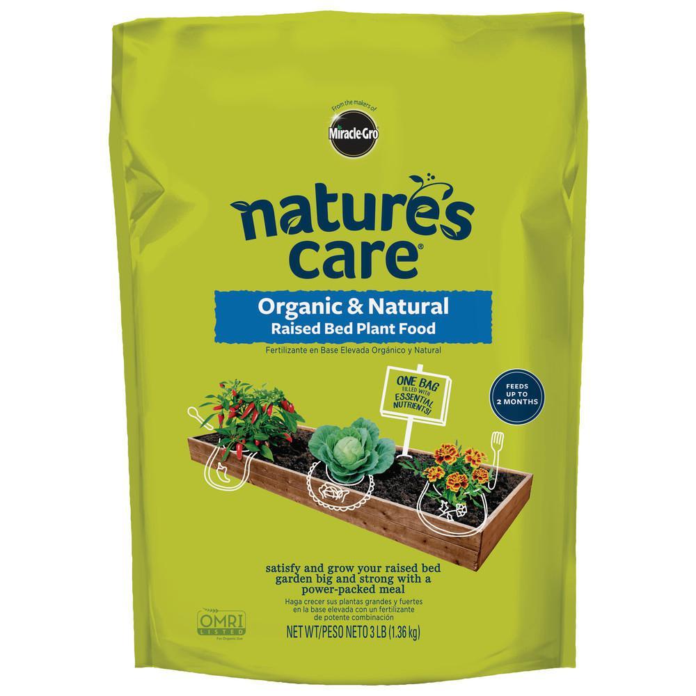 3 lbs. Raised Bed Plant Food