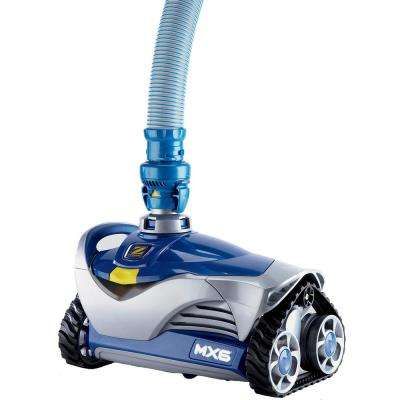 Inground Robotic Suction Side Pool Cleaner