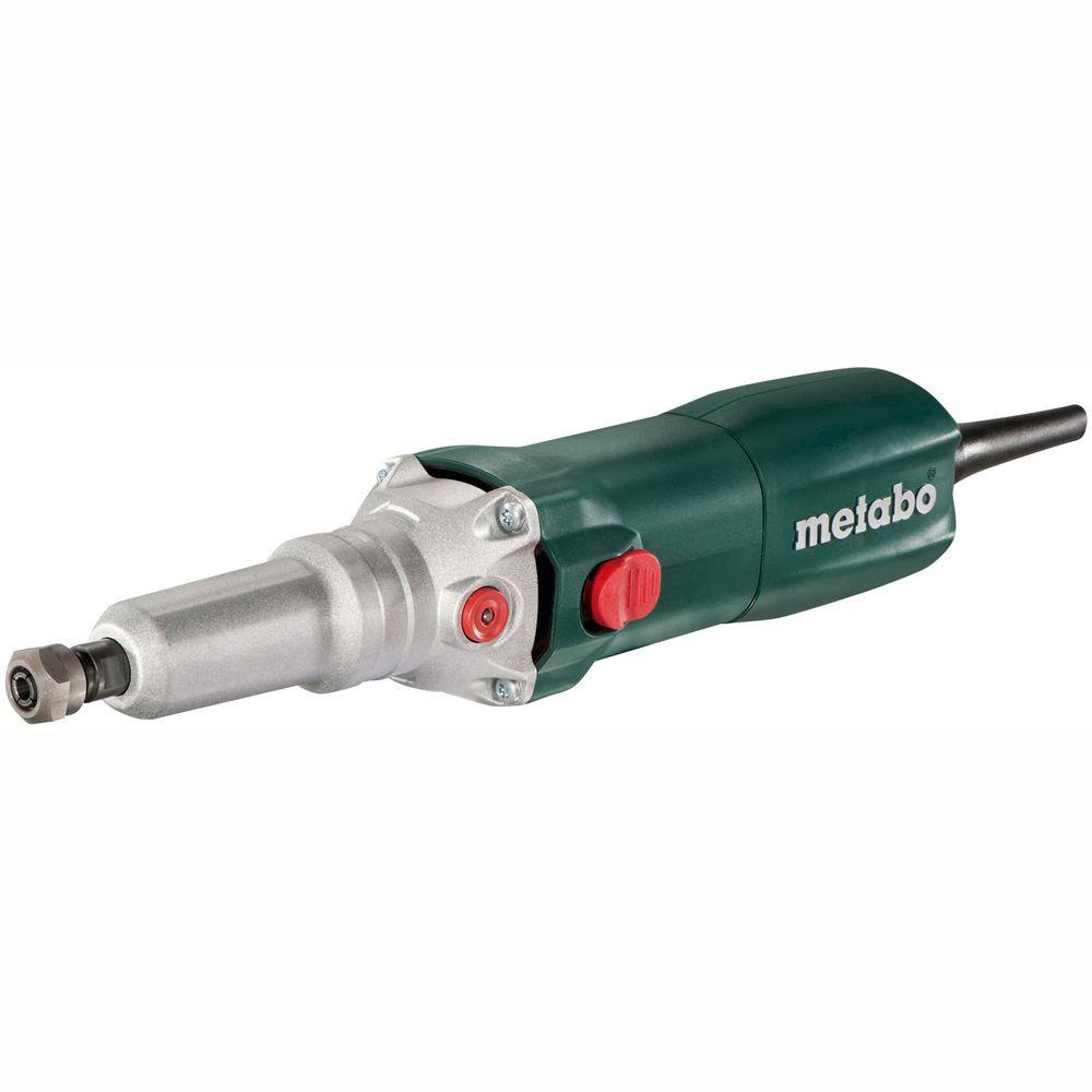 Metabo 120-Volt 6.4-Amp Variable Speed Die Grinder with S...