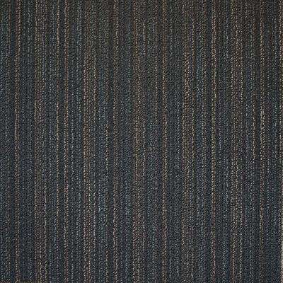 Broadway Granite Loop 19.7 in. x 19.7 in. Carpet Tile (20 Pieces/Case)