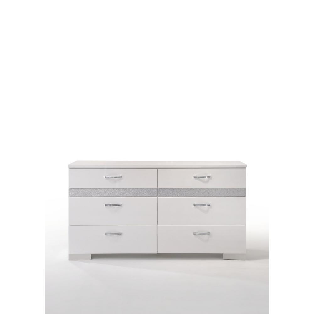 Acme Furniture Naima II White Dresser 26775