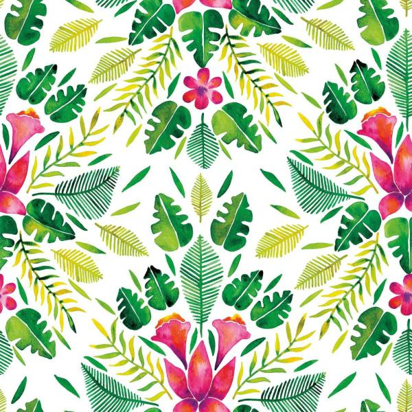 Cat Coquillette Tropical Vinyl Peelable Wallpaper (Covers 28.29 sq. ft.)