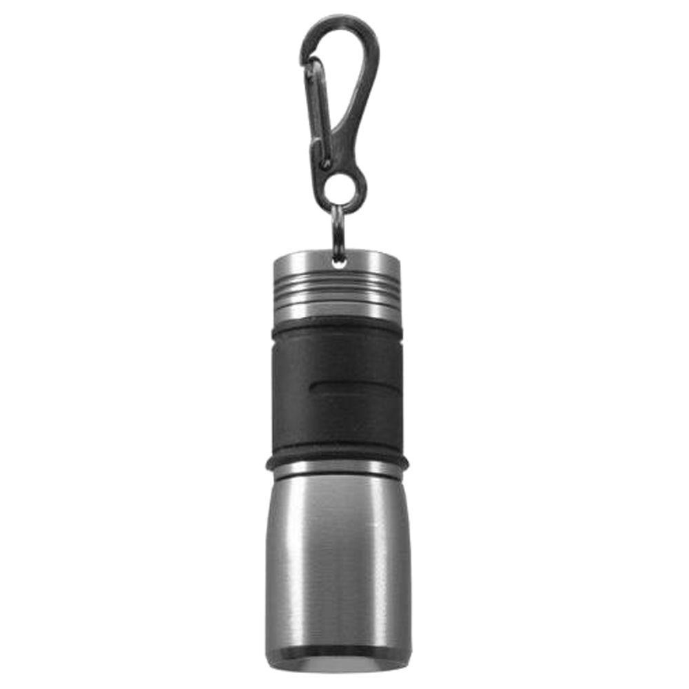 Clip-On Aluminum LED Flashlight (3-Pack)