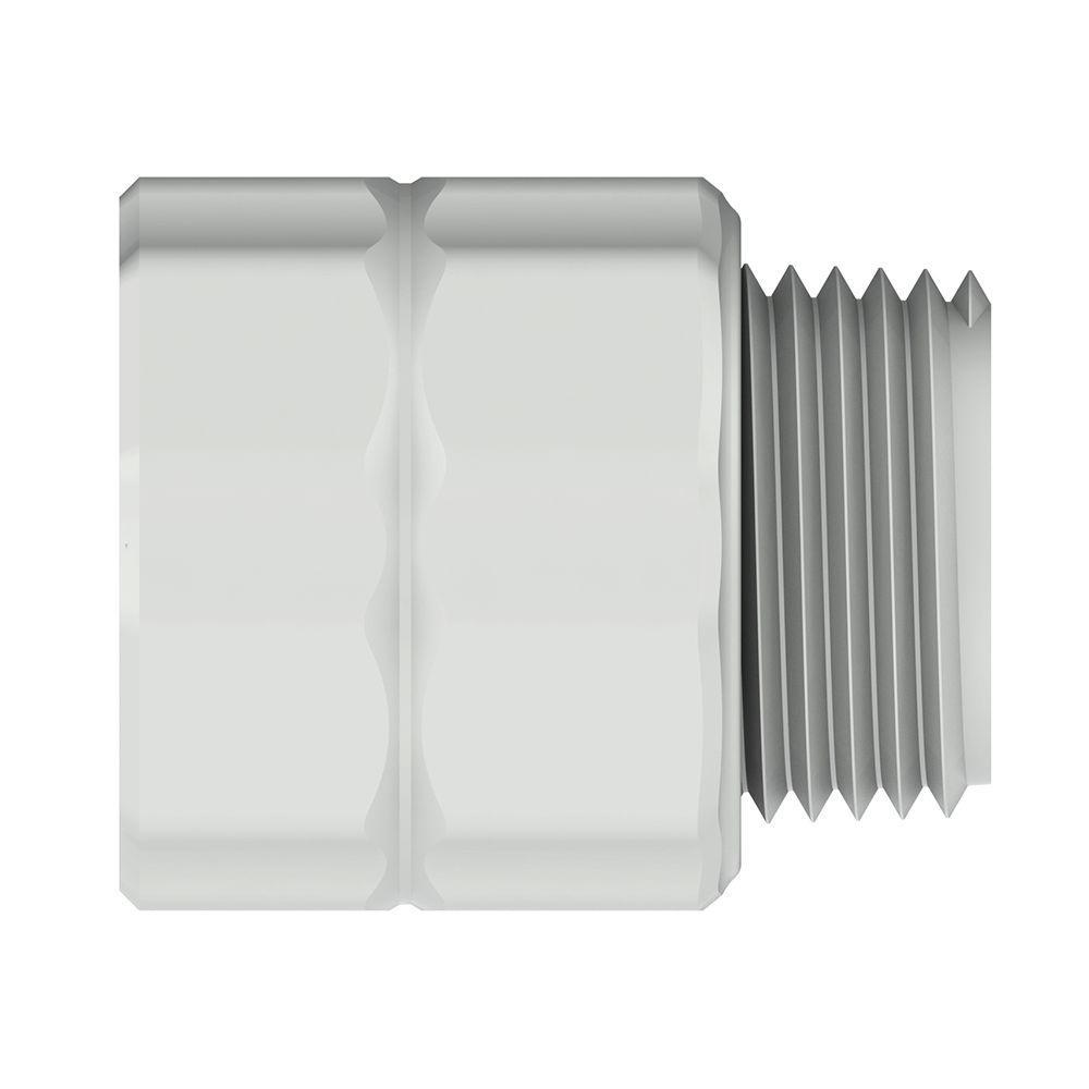 Grip-Lock 5/8 in. Male Zinc Mender