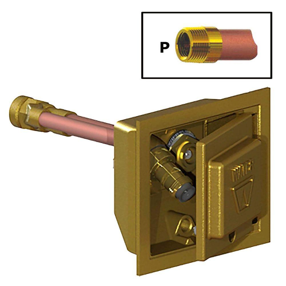 Woodford B65 Box Hydrant C inlet B65C-10Frostproof Enclosed wall hydrant new 3a2