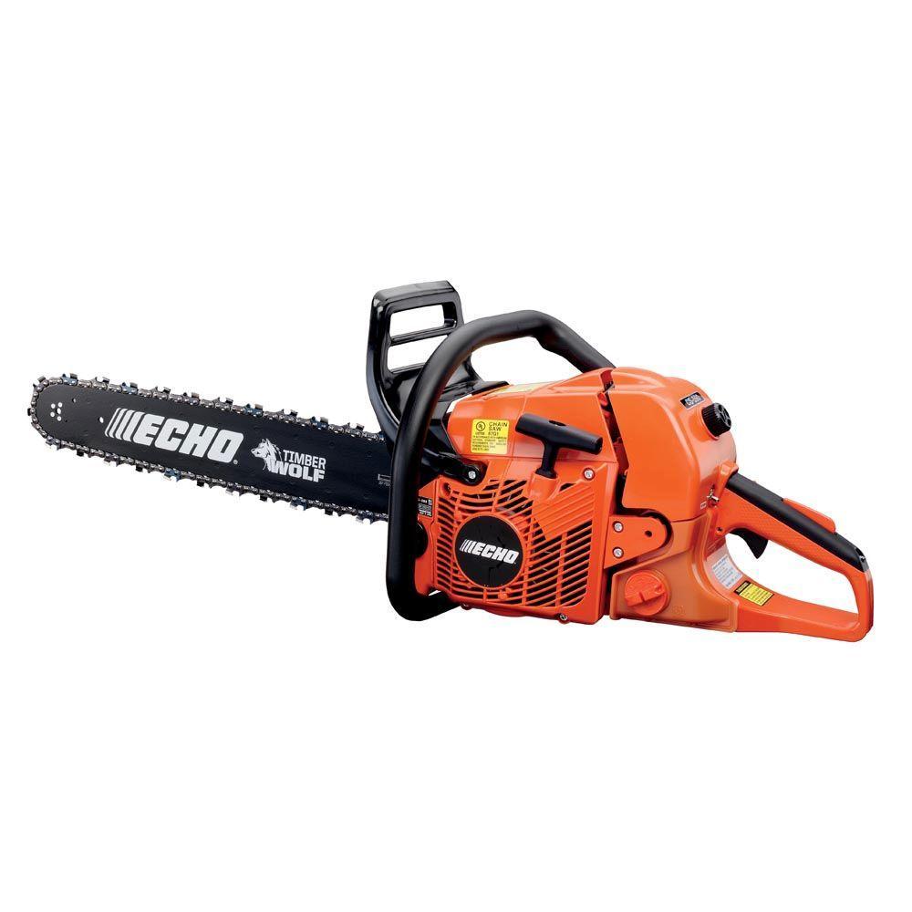 ECHO 20 in. 59.8cc Gas Chainsaw