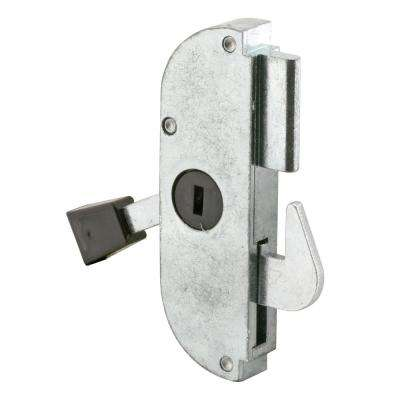Sliding Patio Door Internal Lock and Lever, Diecast Lock Housing