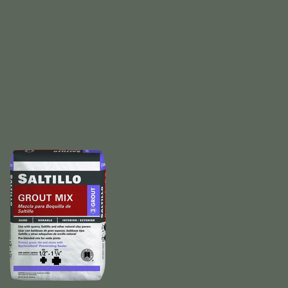 Custom Building Products Saltillo #09 Natural Gray 50 lb. Grout Mix