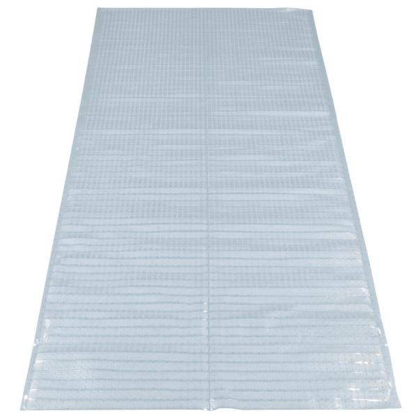 Sweet Home Stores Clear Protector 26 In X 10 Ft Plastic Runner