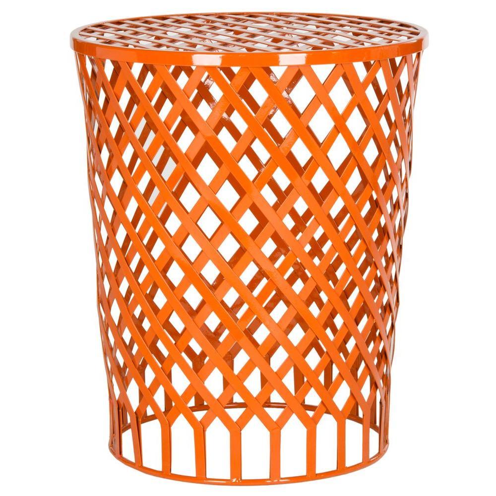 Thor Orange End Table