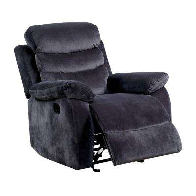 classic recliner linen recliners chairs the home depot