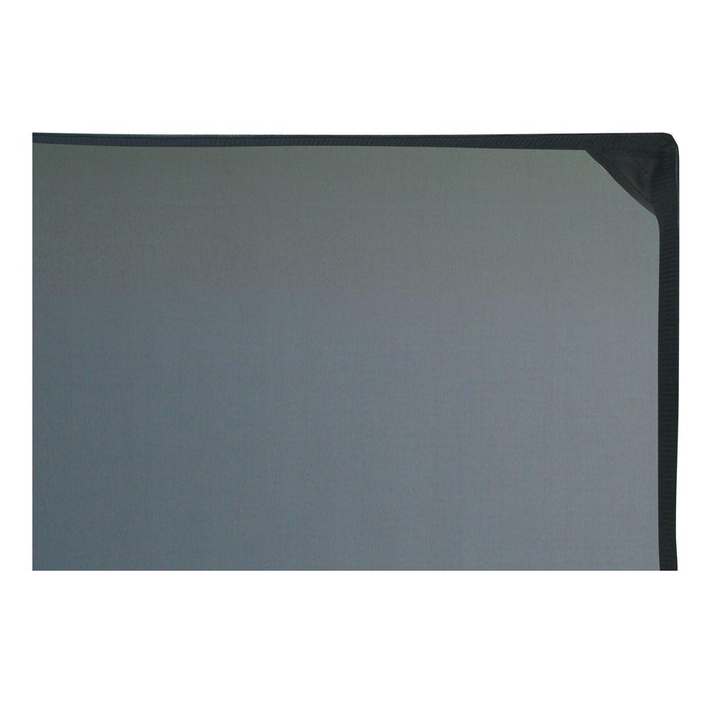 Fresh Air Screens 16 ft. x 8 ft. Garage Door Screen No Zippers