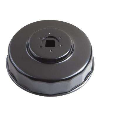 4 in. Oil Filter Cap Wrench