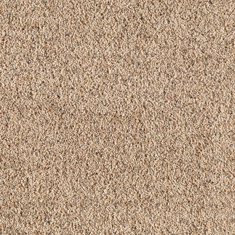 Kaa II - Color Birch Bark Texture 12 ft. Carpet