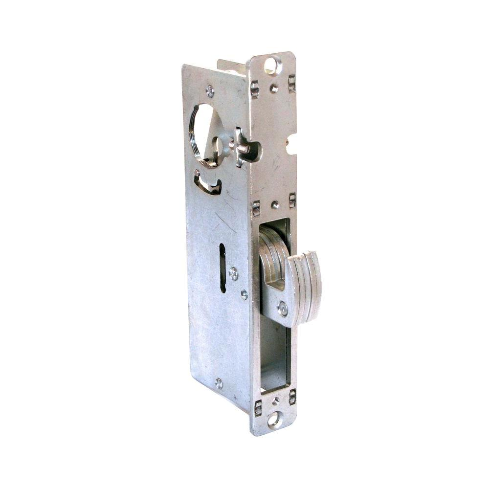 1-1/8 in. Aluminum Hookbolt Function Mortise Lock