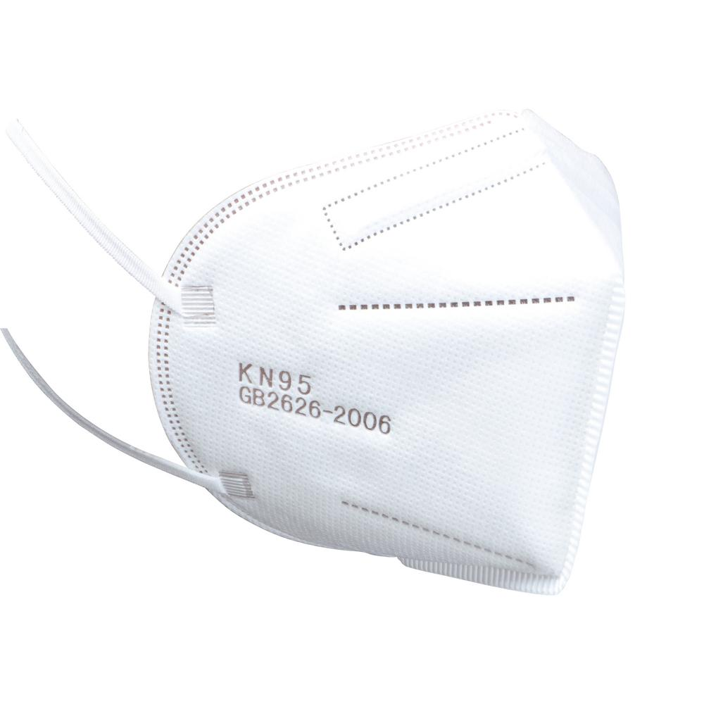 KN95 Protective Face Mask CE Certified (5-Pack)