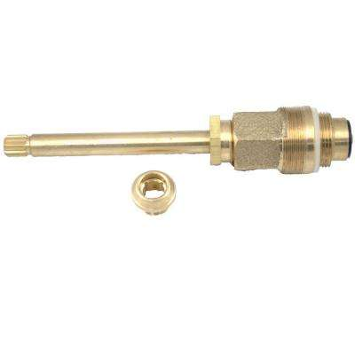 GB-437 Hot and Cold Stem for Gerber Tub and Shower Faucets
