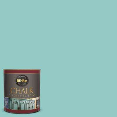 1-qt. #BCP28 Surf Interior Chalk Finish Paint